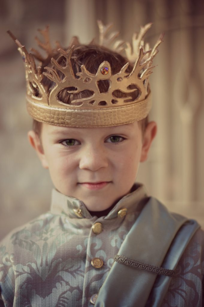 King Joffrey crown
