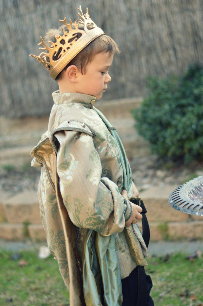 King Joffrey costume