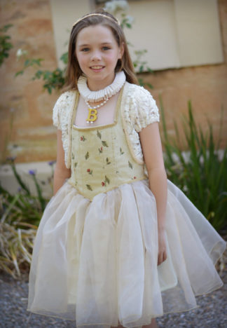 Anne Boleyn / Tudor Inspired Party Dress