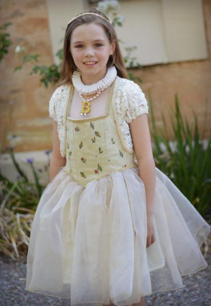 Anne Boleyn / Tudor Inspired Party Dress