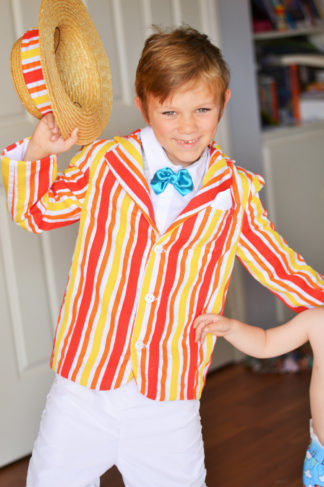 Bert / Mary Poppins Jolly Holiday costume  - Boys sizing
