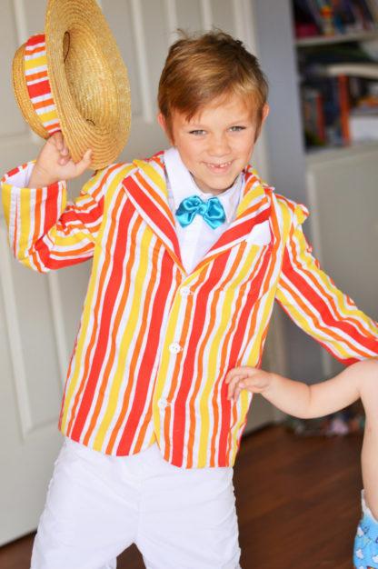 Bert / Mary Poppins Jolly Holiday costume  - Boys sizing