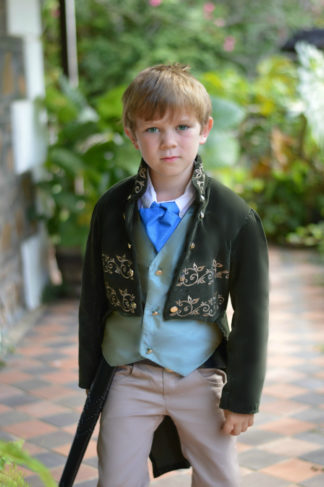 Cinderella's Prince Charming / Kit Costume Handmade -inspired by Richard Maddens charater in Cinderella 2015. FREE POSTAGE Australia wide