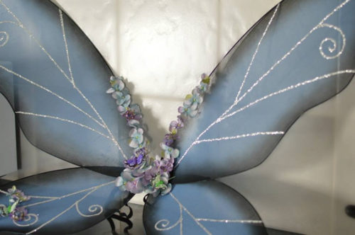 Fairy wings (Tinkerbell, Flower fairies etc)