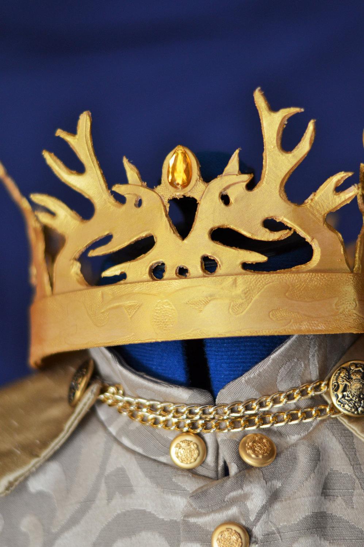 Game Of Thrones King Joffrey Tommen Costume Hand