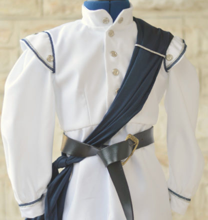 Prince costume for boys. Stunning Jacket/tunic for special occassion or creative play