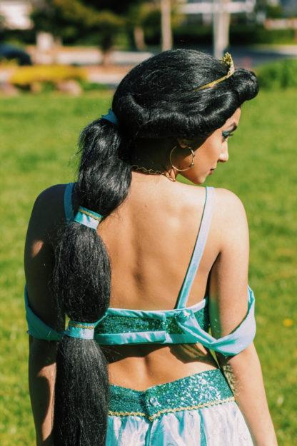 Princess Jasmine costume - womens