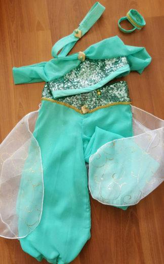 Princess Jasmine - Girls Princess Jasmine Costume.