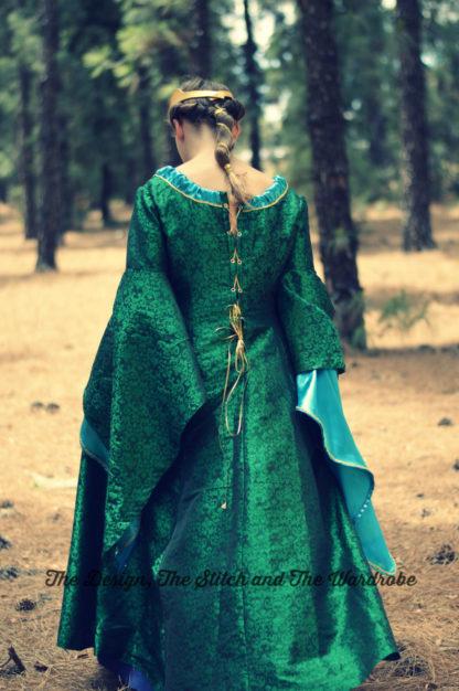 Queen Elinor Gown