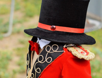 Ringmaster Costume - childs sizing