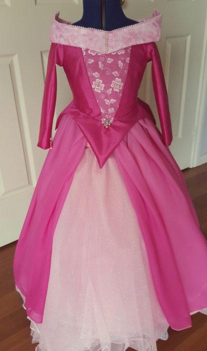 Sleeping beauty / Aurora Costume , Gown,  Cosplay
