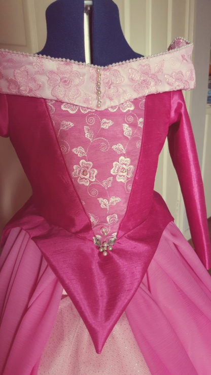 Sleeping beauty / Aurora Costume , Gown,  Cosplay