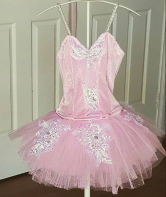 Tutu 2 piece, Ballet tutu, tutu skirt and bodice