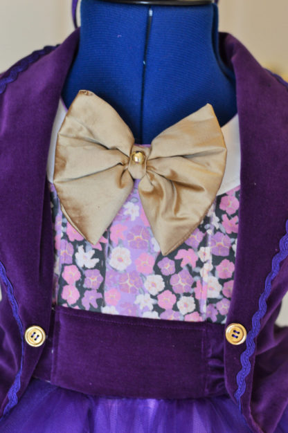 Willy Wonka Dress / Mad Hatter (different colour scheme)