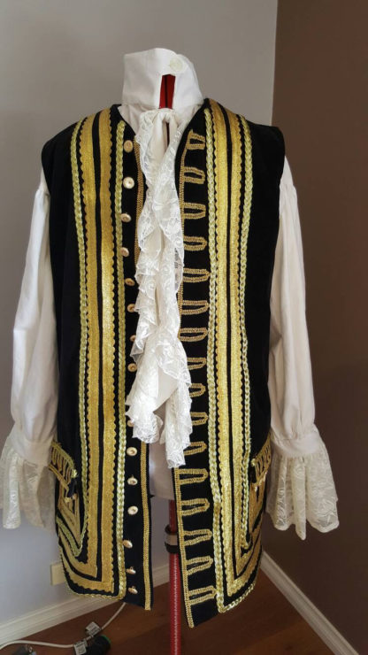 Captain Hook Costume , Peter Pan,  Hook Cosplay